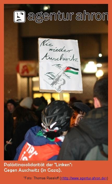 Linker Antisemitismus