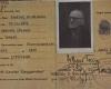 Dr. Treitels Lagerausweis im DP-Camp 7 Deggendorf (Archiv Jüd. Museum Berlin)
