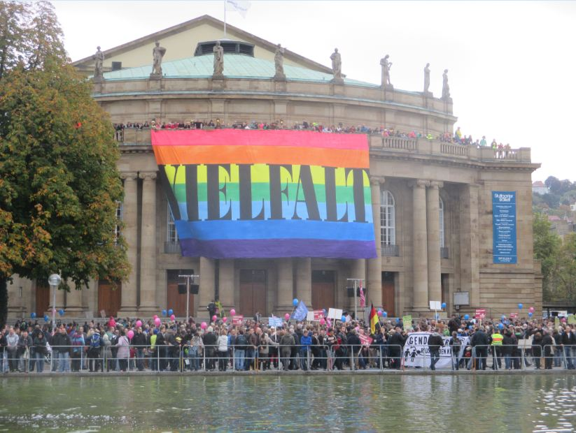 Demo für alle, 11.10.2015