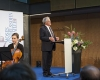 Die Moses Mendelssohn Medaille an Avi Primor