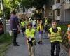 Stolpersteinschändung in Friedenau