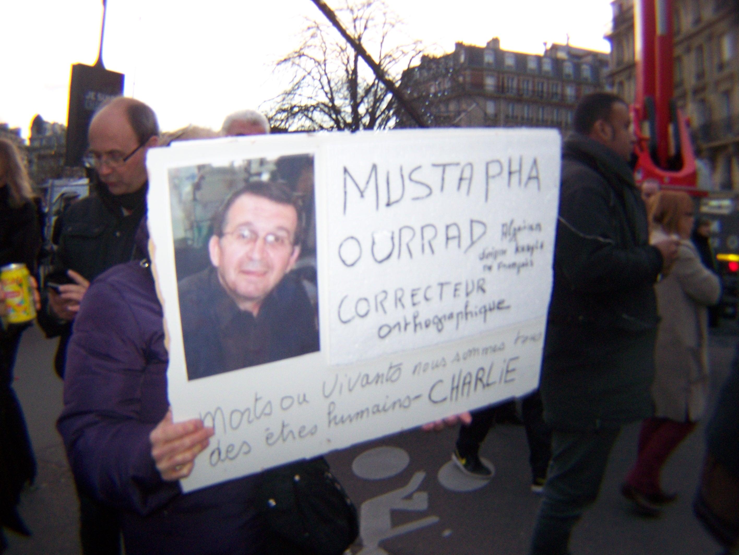Pariser Groß-Kundgebung