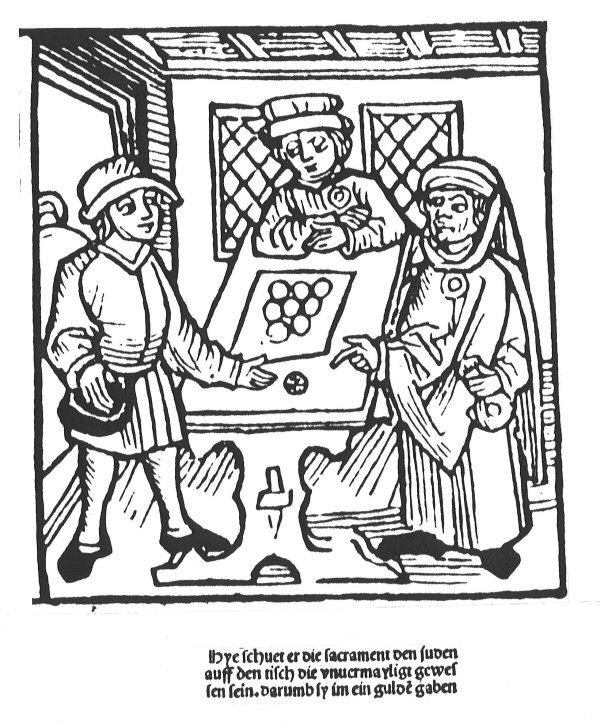 Die Juden zu Passau