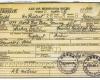 Nach zwölf Jahren Nazi-Terror und  KZ-Jahren in Theresienstadt hat Dr. Richard Treitel wieder eine eigene Identitätskarte, ausgestellt vom UNRRA-Team in Deggendorf (Jüd. Museum Berlin)