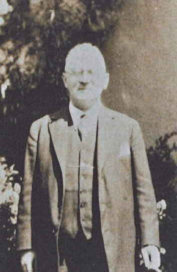 Dr. Richard Treitel um 1938 (Foto: Jüd. Museum Berlin)