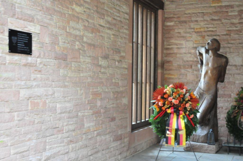 Die Stadt Gemünden am Main gedenkt ihres jüdischen Gefallenen