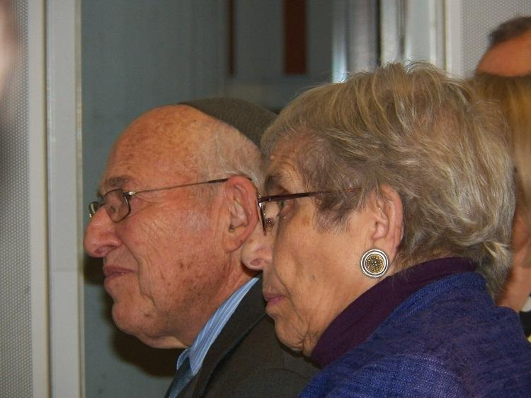 Tovia und Adina Ben Chorin