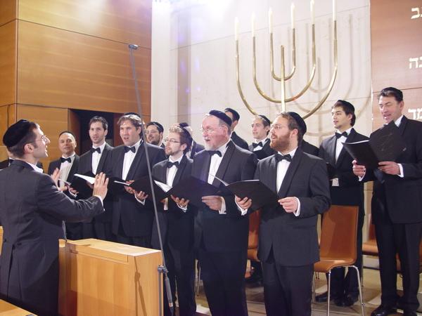 Synagogenchor Schma Kaulenu, Foto: Marina Maisel