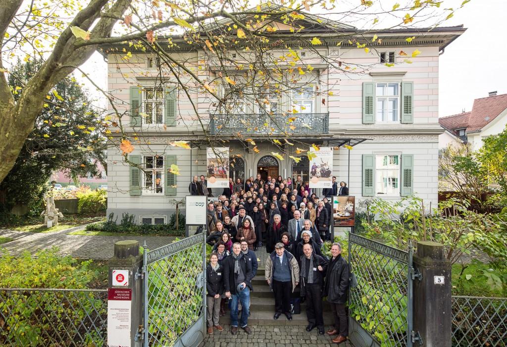 Jahreskonferenz des Verbands der Europäischen Jüdischen Museen