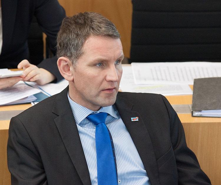 Björn Höcke im Thüringer Landtag 2016 © Olaf Kosinsky