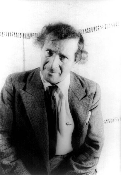 Marc Chagall, 1941, (c) Carl van Vechten