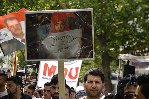 Al Quds Tag 2013, (c) Margrit Schmidt