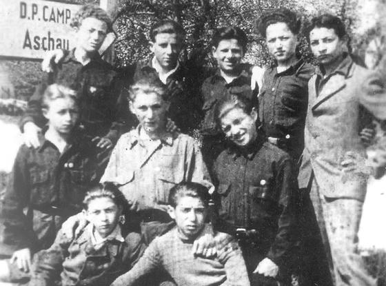 Jüdische Displaced Persons in Wasserburg