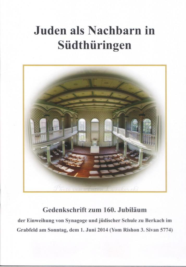 Berkach - JUDEN ALS NACHBARN IN SÜDTHÜRINGEN