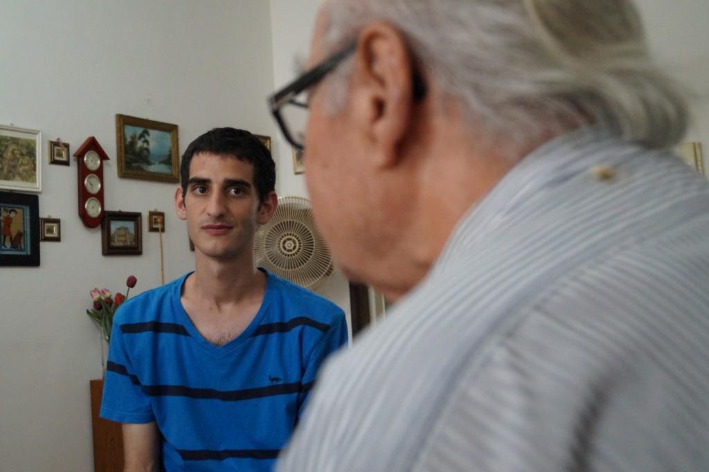 Schoah-Überlebende in Israel