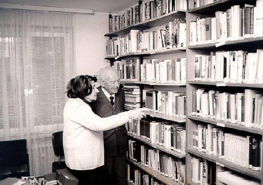 Else Levi-Mühsam und Dr. Erich Bloch