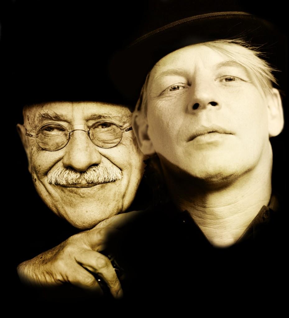 Giora Feidman und Ben Becker © FBroede und ArneMeister