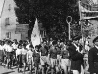 """DP-Camp Giebelstadt: """"Sol lebn di jidisze Medina"""""""