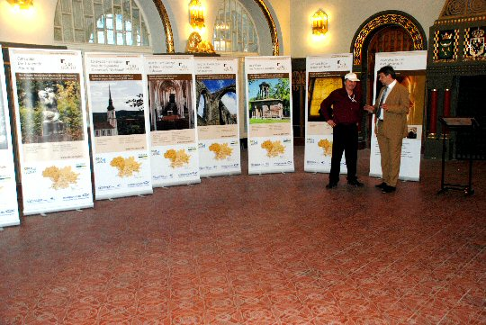 """Ausstellung zur """"Via Sacra"""" in Jerusalem"""
