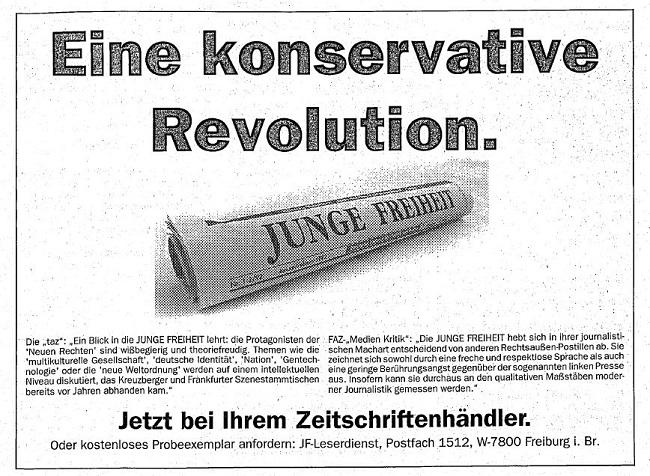 jf-kampagne-eine-konservative-revolution-anzeige-in-identitaet-04-1992