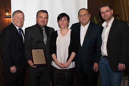 Kreuzberger Initiative gegen Antisemitismus erhält amerikanischen Menschenrechtspreis
