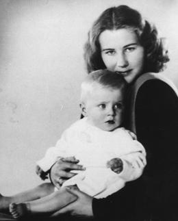 Die junge Gräfin Kalnoky, Repro: jgt-archiv