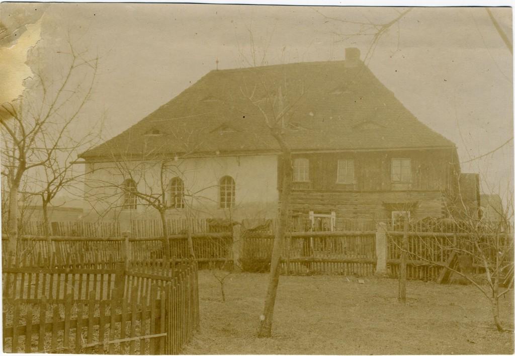 Synagoge von Klein-Schüttüber in Böhmen, Courtesy of the Leo Baeck Institute, New York