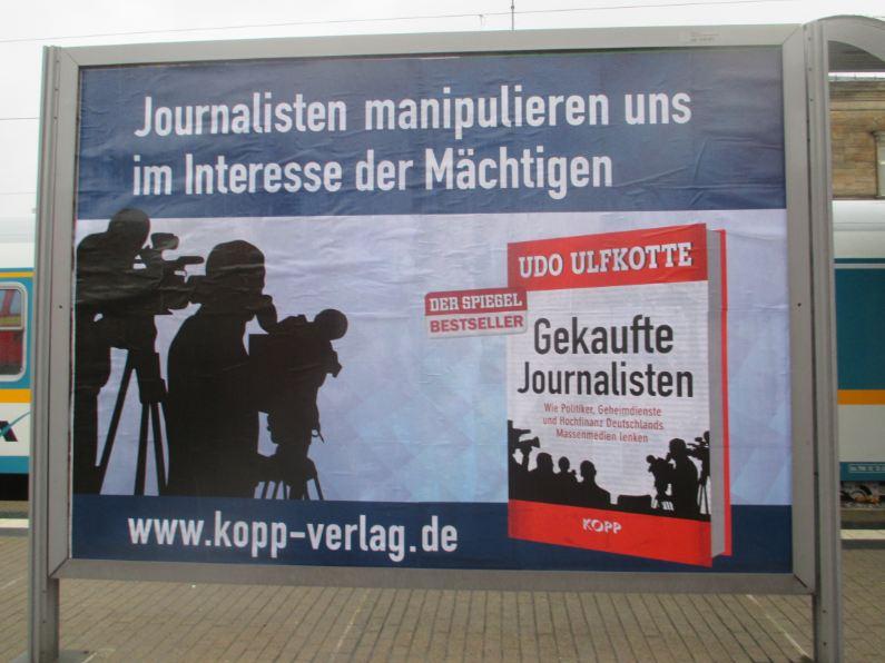 Kopp-Verlag - Werbung in Hof