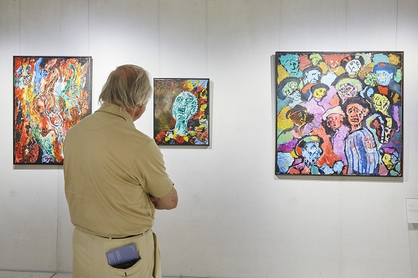 NS-Dokumentationszentrum Muenchen - Adolf Frankl - Kunst gegen das Vergessen