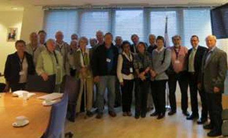 Erste ASF Gruppe 50 Jahre später