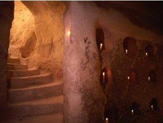Die Höhlen von Beit Guvrin (Tourismusministerium)