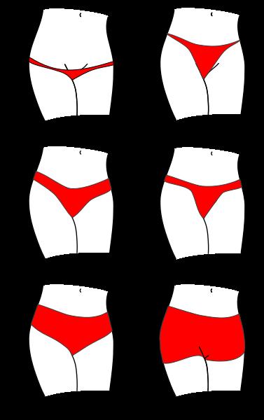 Bikini Styles