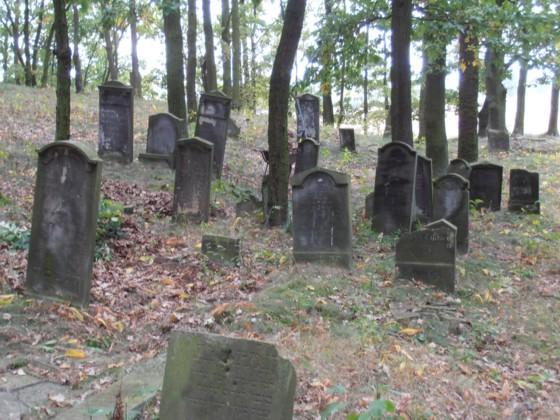 Jüdischer Friedhof Staedtel