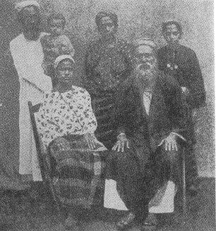 Schwarze Juden in Cochin
