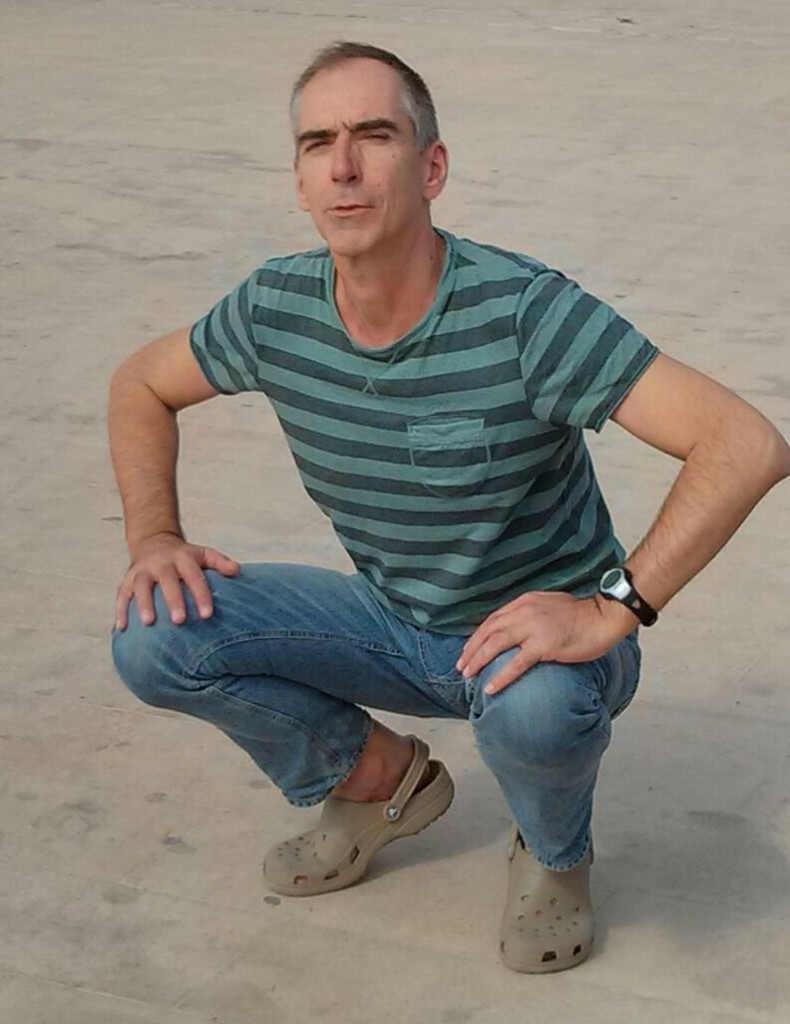"""David Gall s""""l (1956-2014)"""