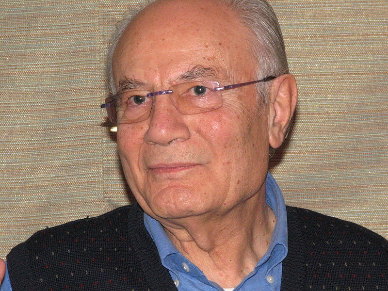 Eli Amir, 2011 in Jerusalem, (c) Gilabrand