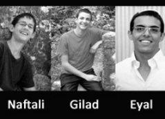 Naftali - Gilad - Eyal