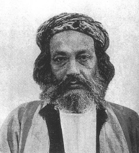 Weißer indischer Jude