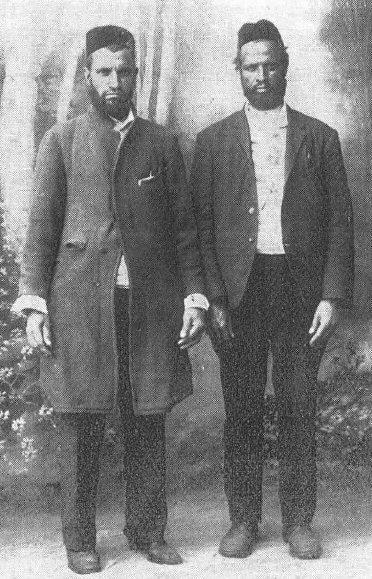Schwarze Juden in Kotschin