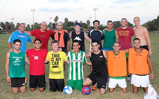 Israels erster schwuler Fussballclub