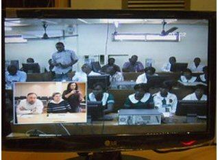 Videokonferenz zwischen Israel und Ghana