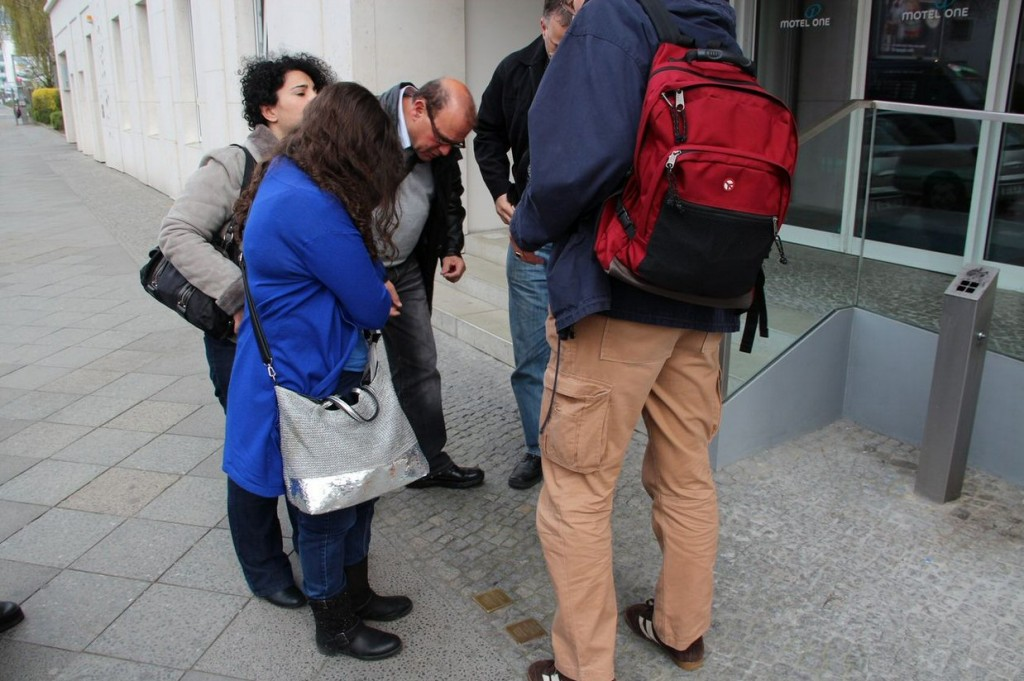 Israelische Journalisten besuchen Berlin