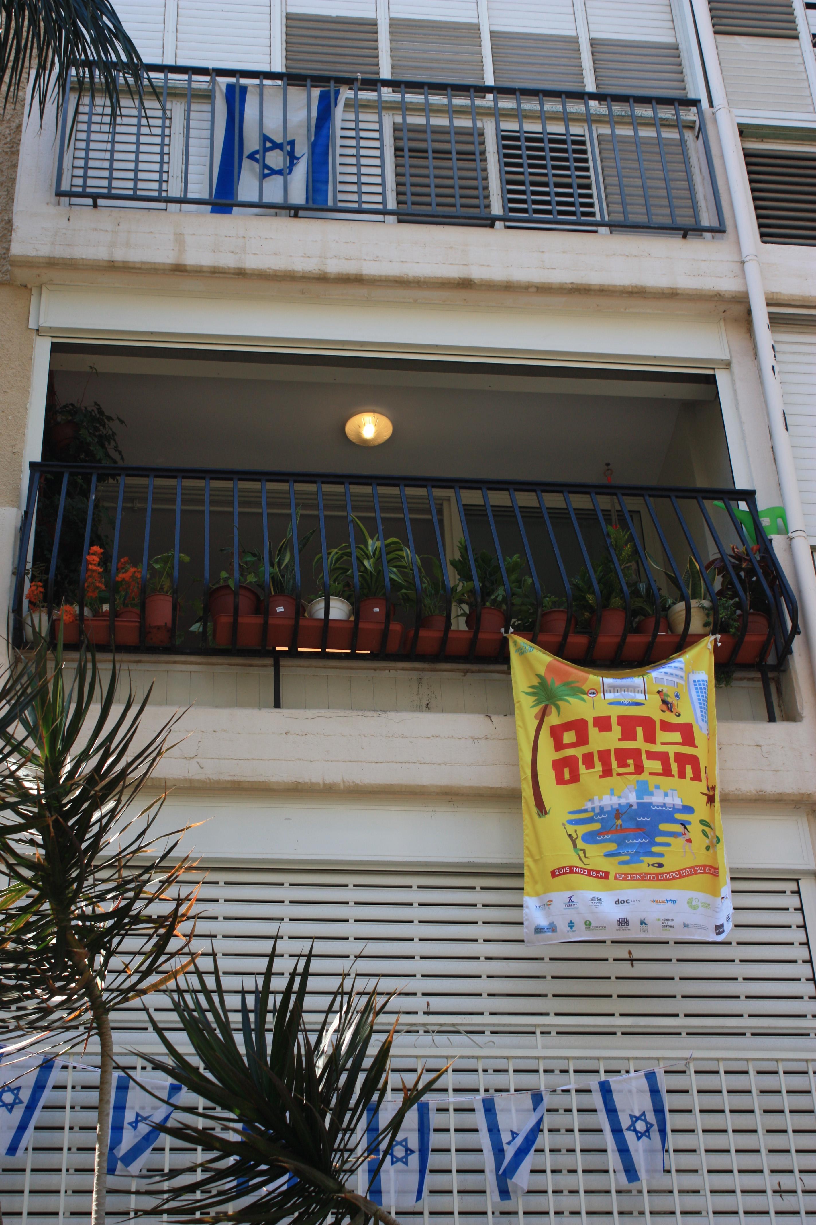 Eine Wohnung im Stadtviertel Bavli, die 2015 ihre Türen öffnete