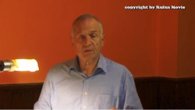 Martin Hohmann in Köln. Screenshot youtube