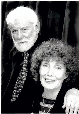 Uri und Rachel Avnery