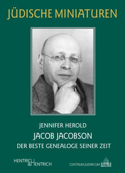 Jacob Jacobson Retter Der Jüdischen Familienforschung