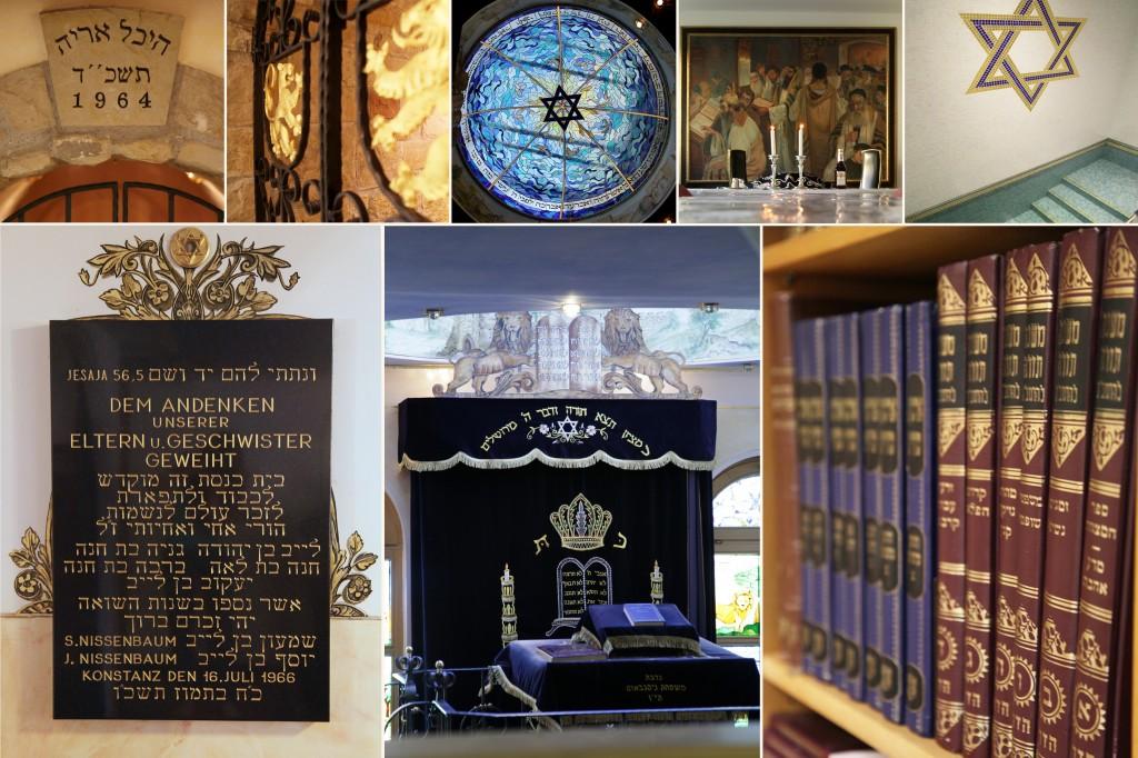 50 Jahre Synagoge und Israelitische Kultusgemeinde Konstanz
