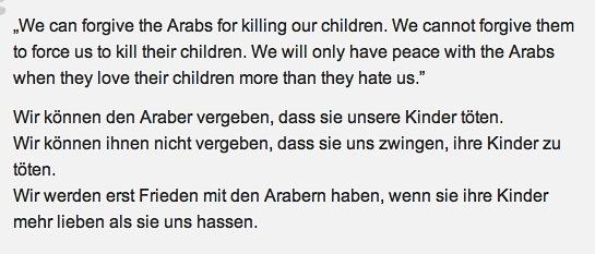 Zitat Golda Meir