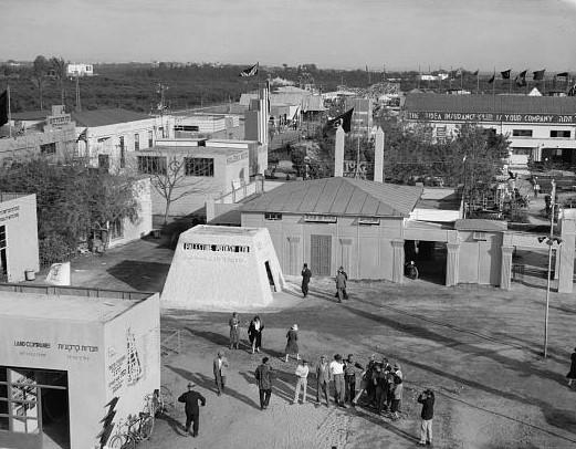 Tel Aviv 1932: Levant Fair