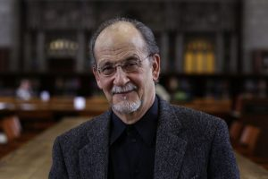 Moishe Postone Courtesy of the University of Chigao (Photo by: Beth Rooney/ for the Chicago Chronicle)